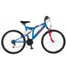 Bike 26'' Comfort suspension 151149-Blue