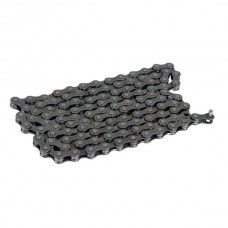Bicycle chain for bikes with a 24 gear system