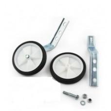 Adjustable training wheel