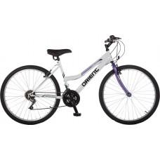 Γυναικείο Ποδήλατο 26'' Comfort MTB 151312 Λευκό/Μωβ