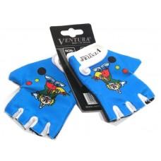 Children's cycling gloves (clown)