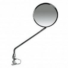 Small bike mirror