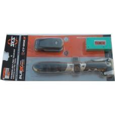 Σετ αεραντλία-πολύκλειδο-κιτ επιδιόρθωσης αεροθαλάμων